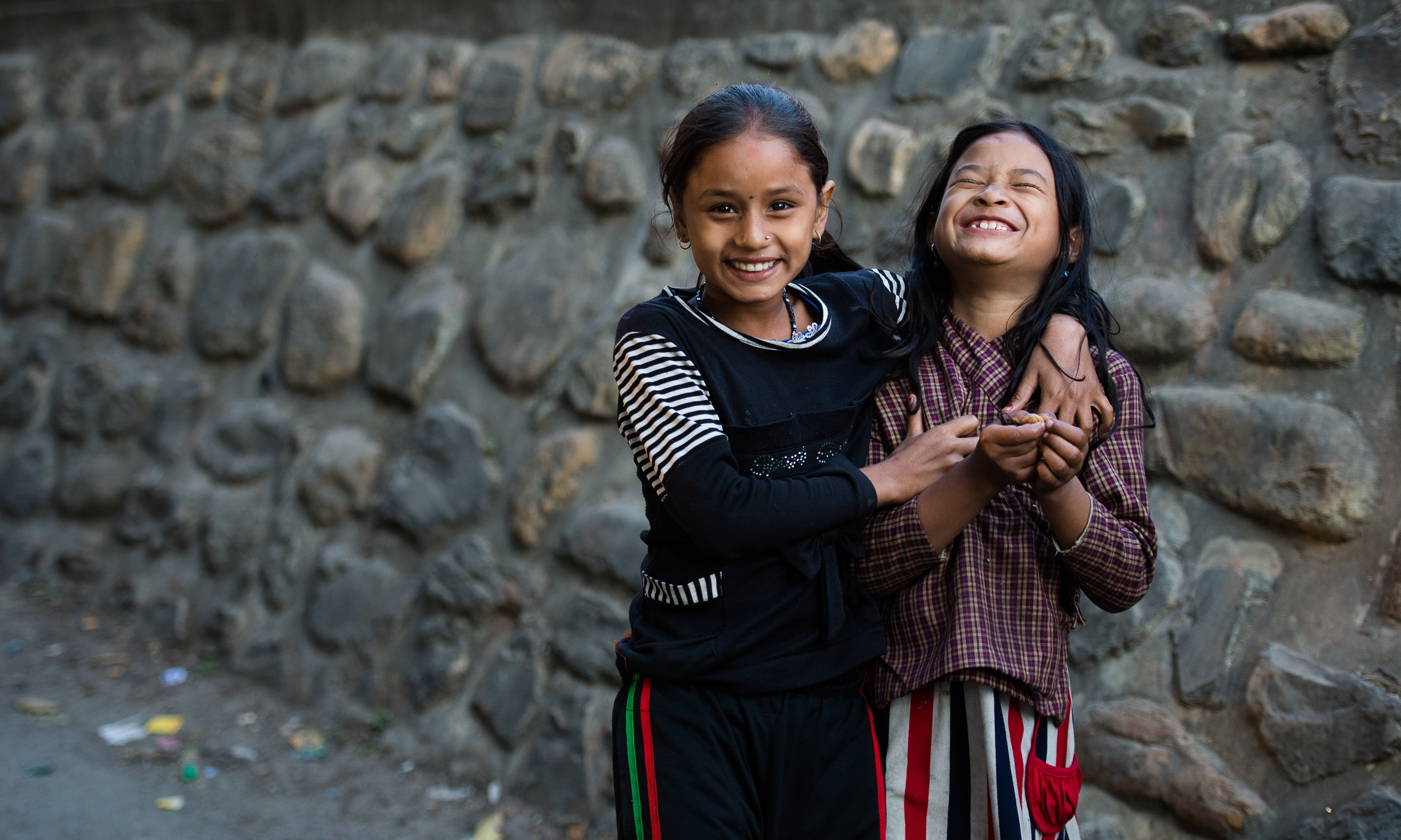 Bidra.no - Håp for unge i Nepal