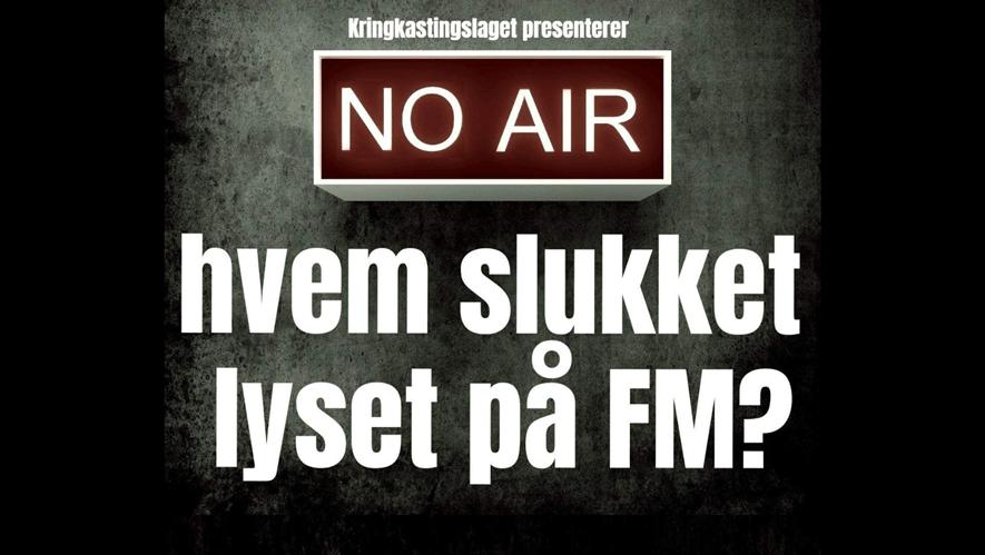 Bidra.no - Kringkastingslagets Hvem slukket lyset på FM? 2.0