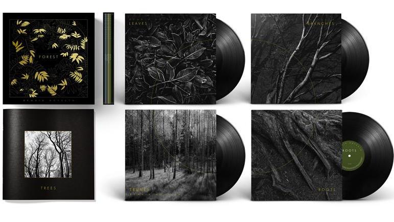 Bendik Hofseth - Forest 4LP and book - box set