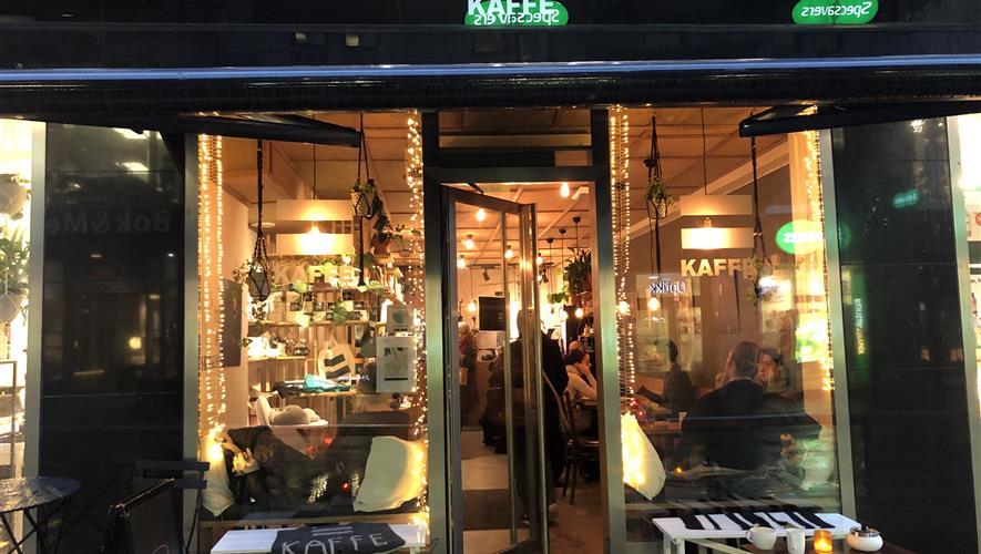 Bidra.no - Oslos viktigste kaffebar trenger din hjelp!
