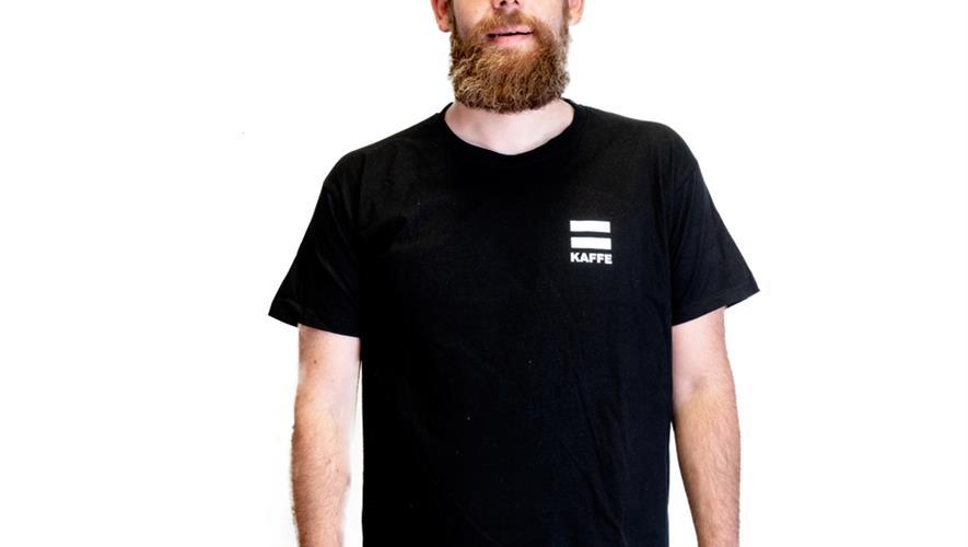 Bidra.no - =Kaffe t-skjorte