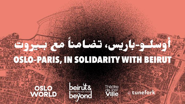 Bidra.no - I solidaritet: Oslo - Paris - Beirut