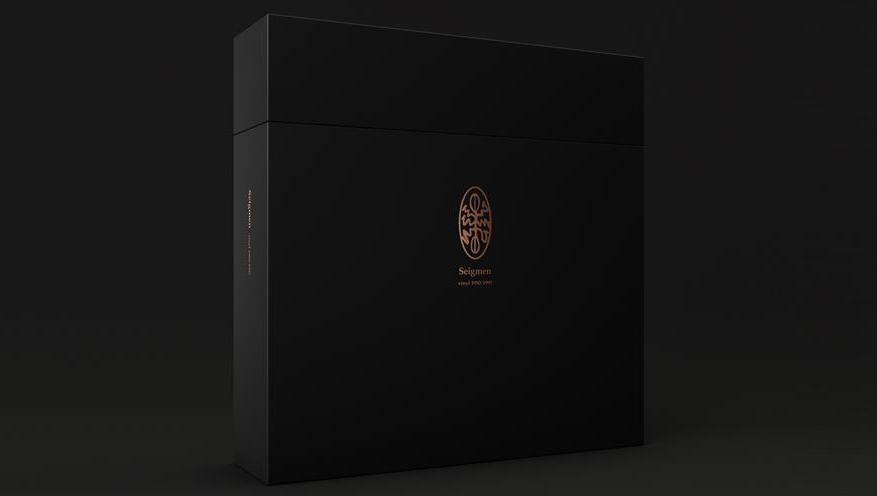 Bidra.no - Seigmen - Vinyl 1992-1997 (Box set)
