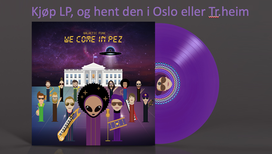 Bidra.no - Kjøp plata og hent den i Oslo
