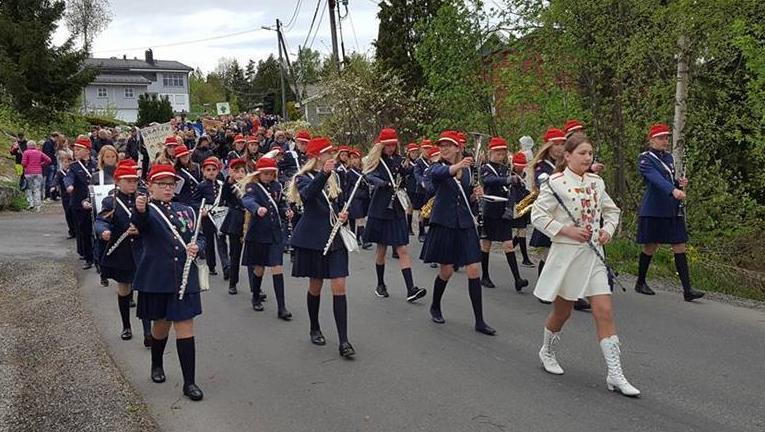 Bidra.no -  Sofiemyr Skolekorps