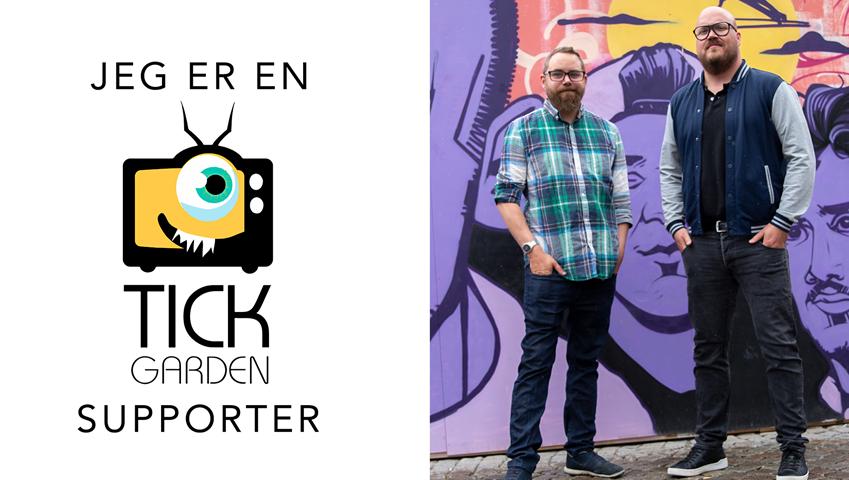 Bidra.no - Tickgarden - Flere kreative prosjekter i Drammen