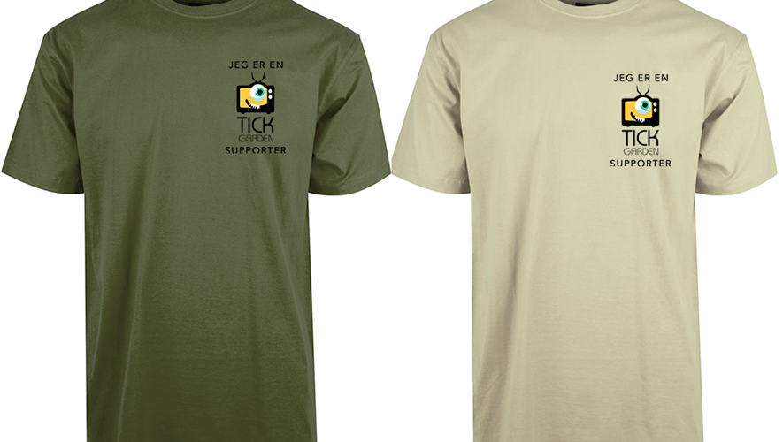 Bidra.no - T-skjorte