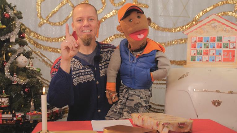 Bidra.no - Hjelp meg å spre Julekalenderen til Norges ender!