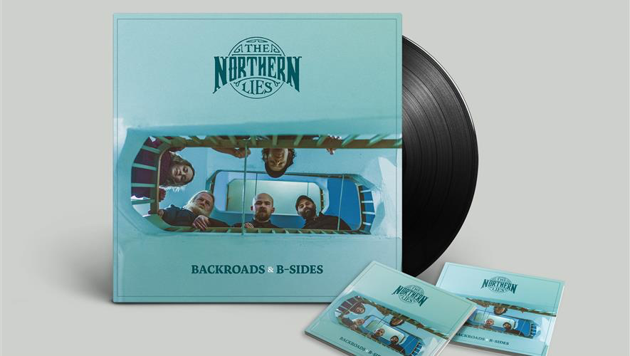 The Northern Lies - BACKROADS & B-SIDES - Vinyl/CD