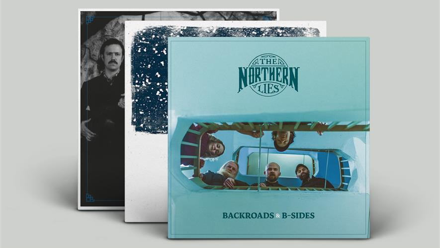 Bidra.no - The Northern Lies 3xLP bundle