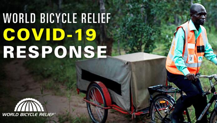 Bidra.no - Green Cycling støtter World Bicycle Relief
