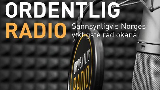 Bidra.no - REDD Ordentlig Radio - Norsk musikk på alle språk