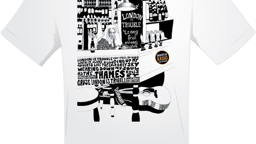 Bidra.no - Unik Sol Heilo t-shirt !