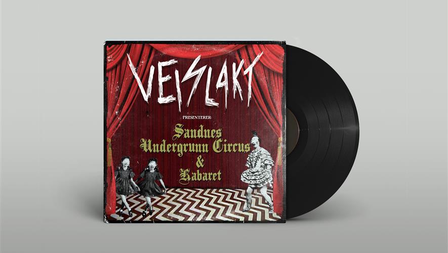 Bidra.no - Veislakt - Sandnes Undergrunn Circus & Kabaret (SVART)