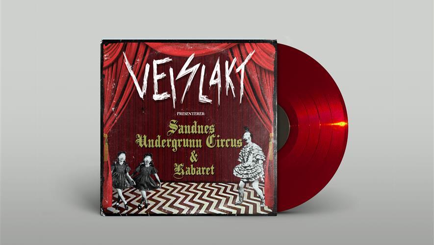 Bidra.no - Veislakt - Sandnes Undergrunn Circus & Kabaret (RØD)