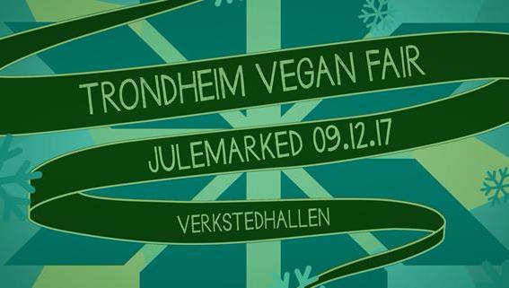 Støtt Trondheim Vegan Fair Julemarked!