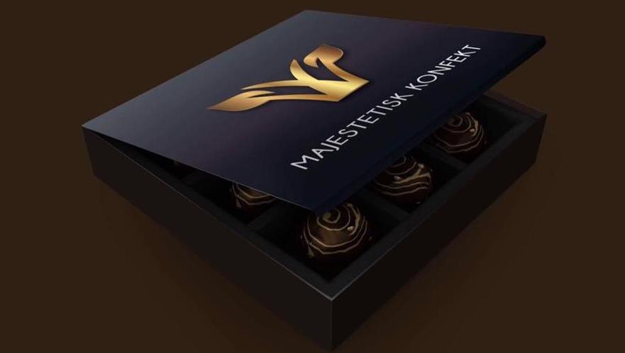 Bidra.no - Stor sjokoladepakke