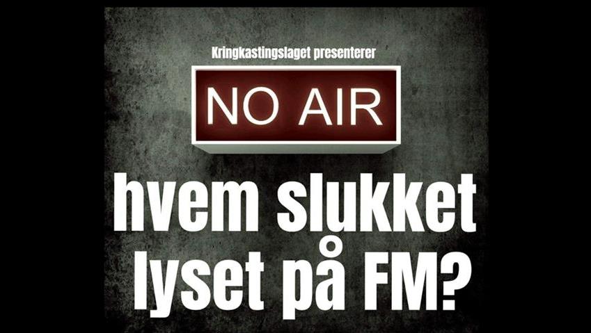 """Bidra.no - Kringkastingslagets """"Hvem slukket lyset på FM?"""""""