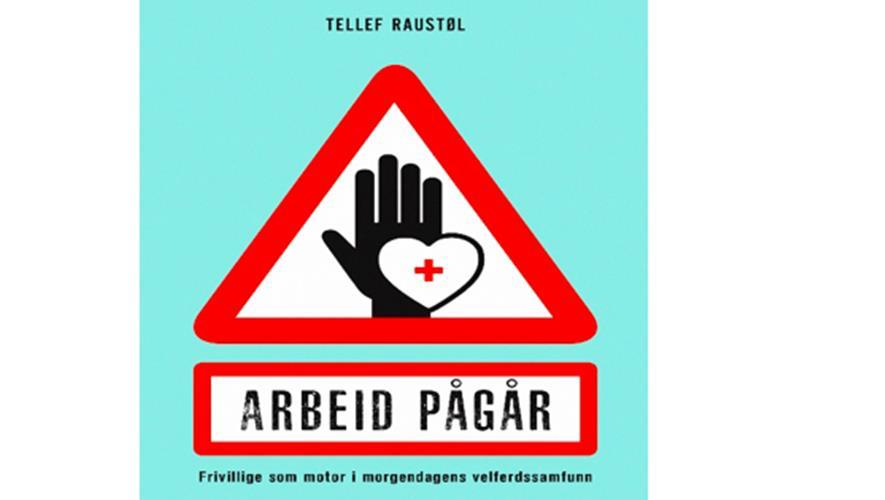 Bidra.no - Arbeid pågår - en bok om frivilligheten i Norge