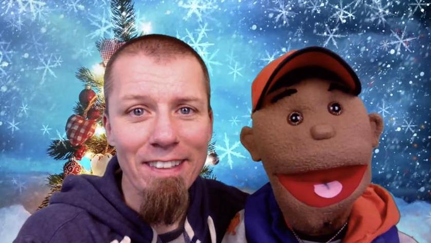 Chris og Øysteins julekalender 2018
