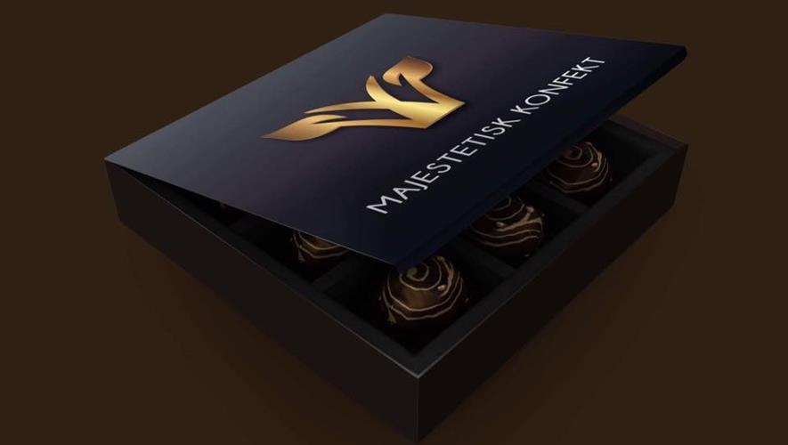 Bidra.no - Sjokoladepakke