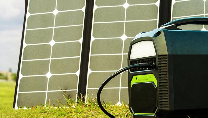 Bidra.no - Solcelle Generator (uten solcellepanel)