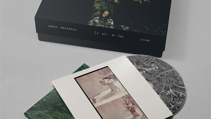 Bidra.no - Billett til konserten i Arendal inkl. signert CD-boks
