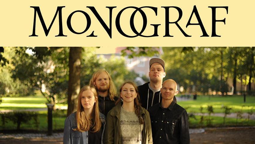 MONOGRAF DEBUT ALBUM PREORDER