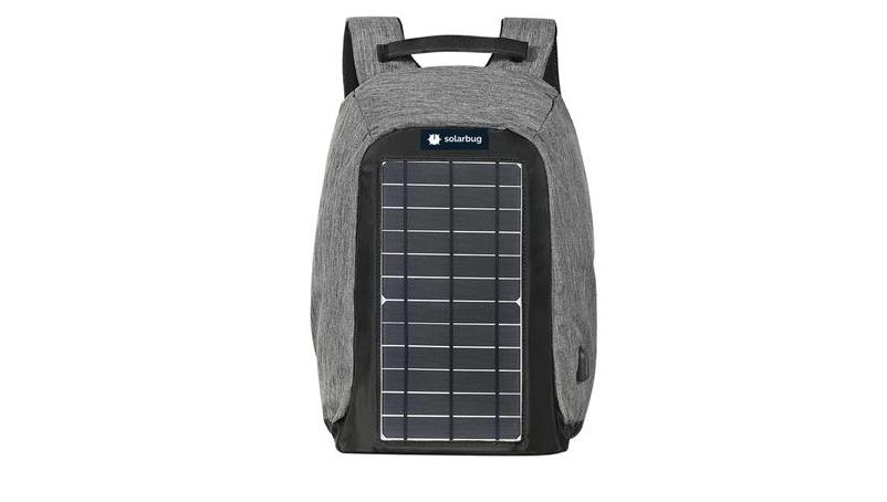 Bidra.no - Solarbug ryggsekk